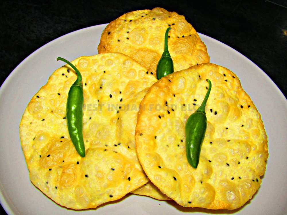 Khasta Kochuri from West Bengal, India | Best Indian Food Blog