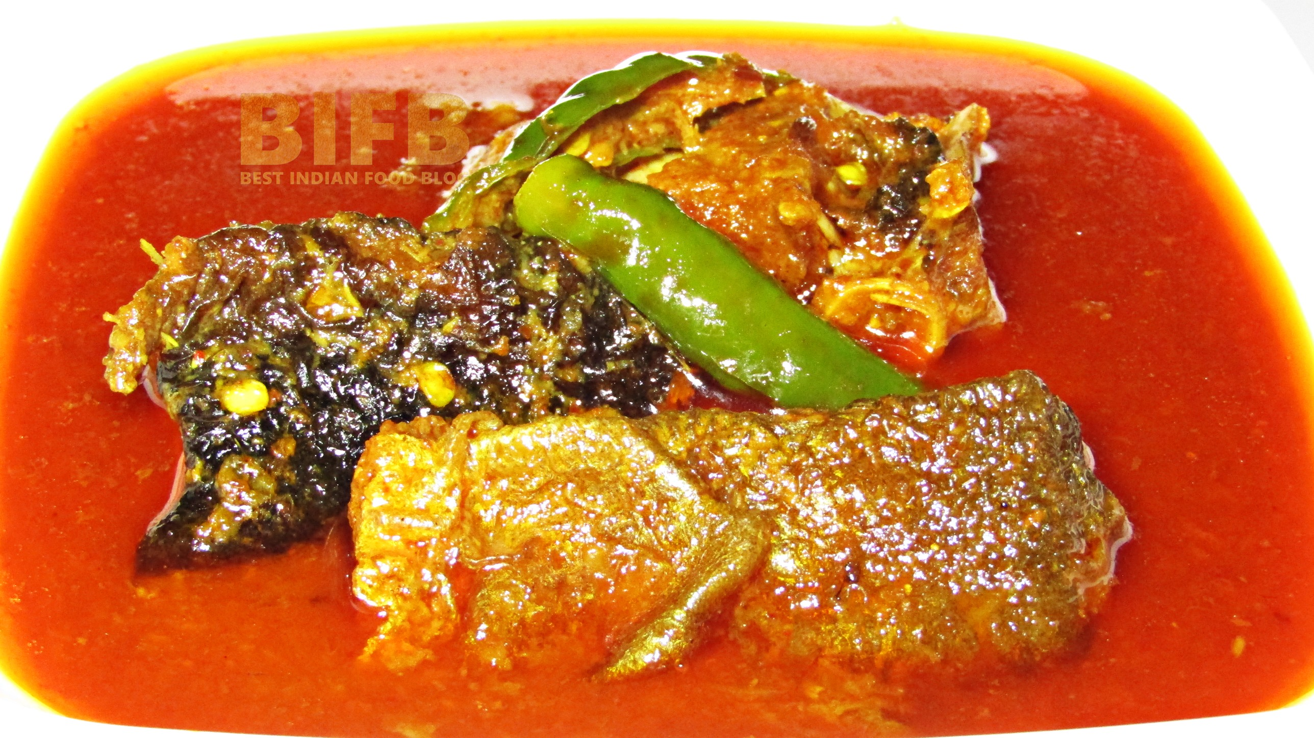 Pangaser Jhol from West Bengal, India | Best Indian Food Blog | Pangasius Fish recipe