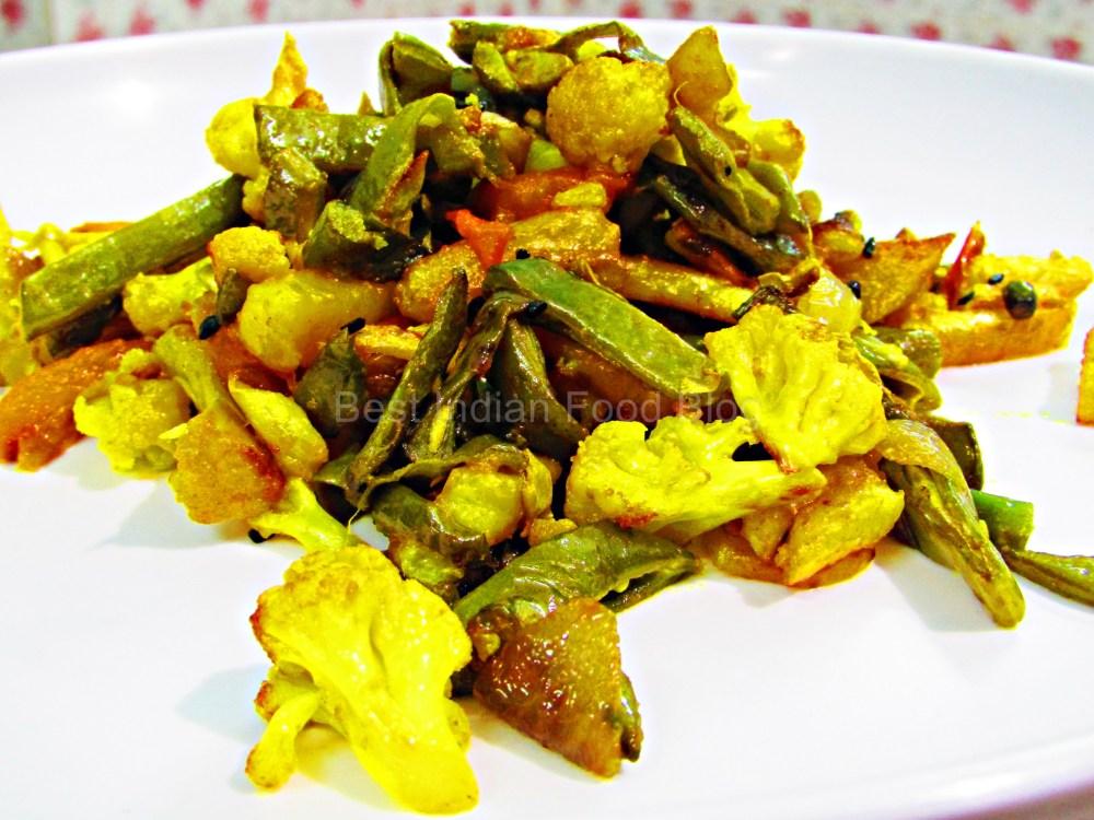 Sabji Bhujia