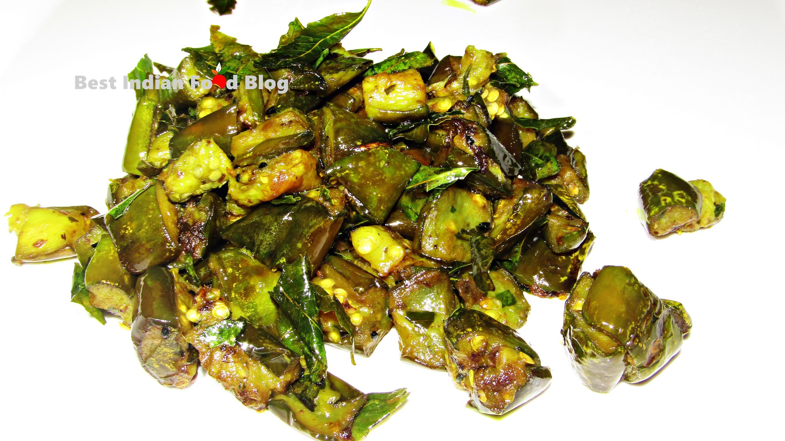 Neem Begun from West Bengal, India | Best Indian Food Blog | Neem Leaf Aubergine recipe