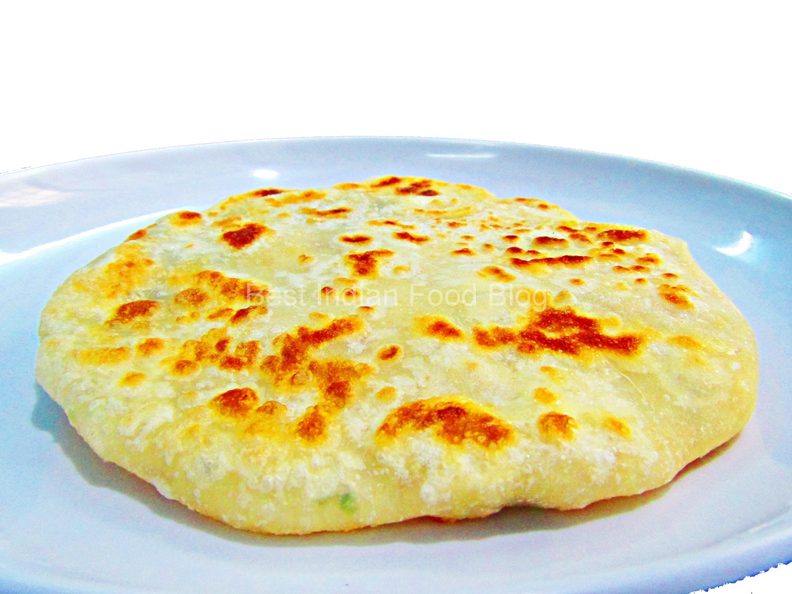 Aloo Paratha from Haryana, India | Best Indian Food Blog | Potato recipe