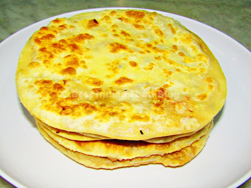 Pattagobi Paratha