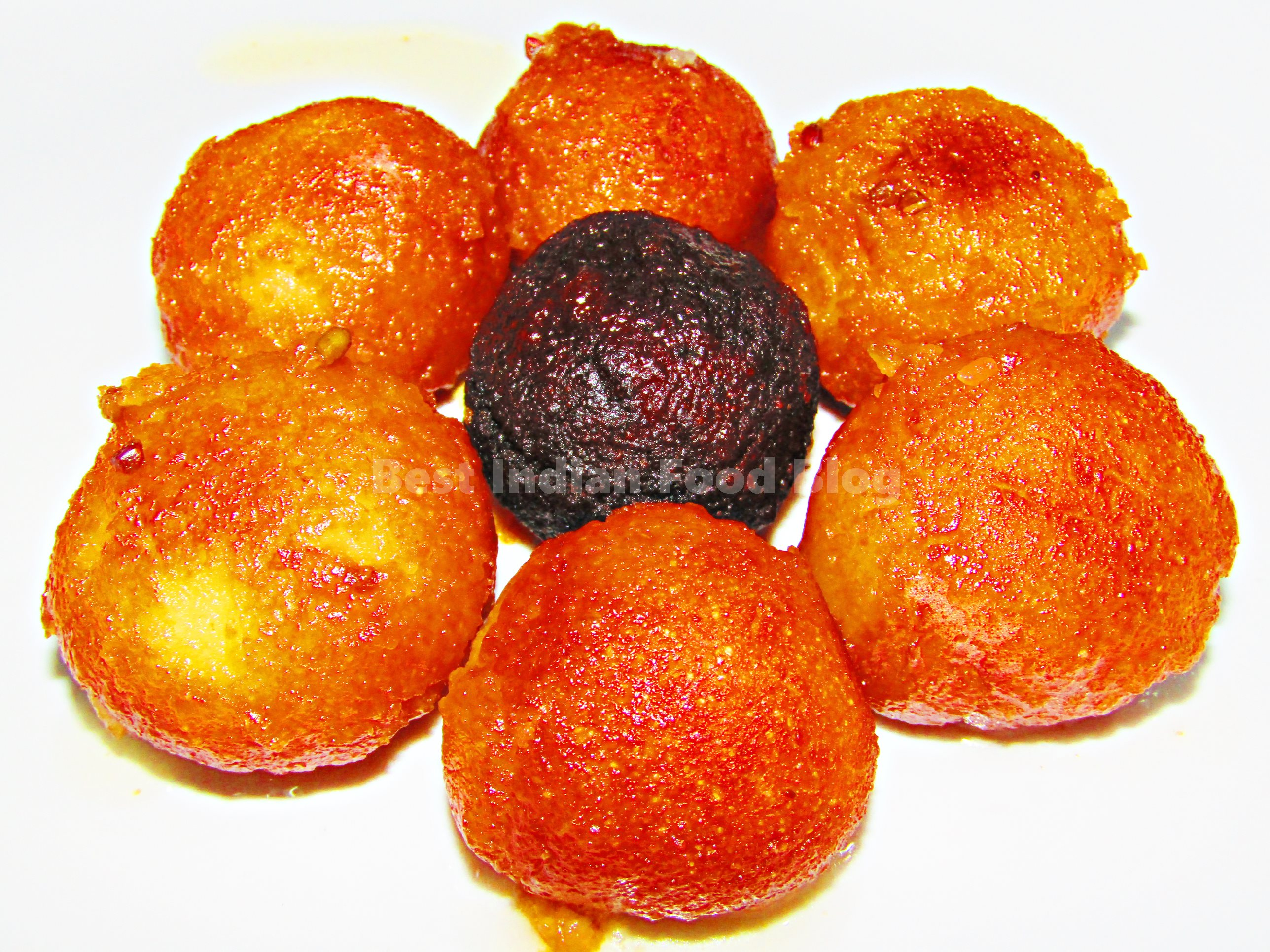 Gulab Jamun from Delhi, India | Best Indian Food Blog