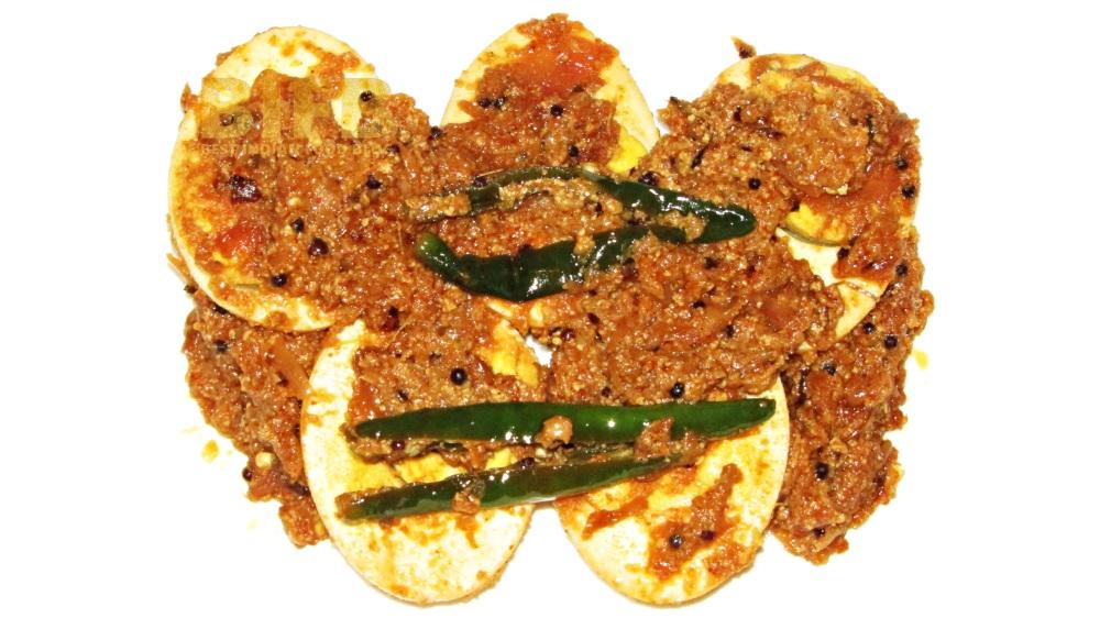 Dahi Anda Masala from Rajasthan, India | Best Indian Food Blog | Yogurt Egg recipe