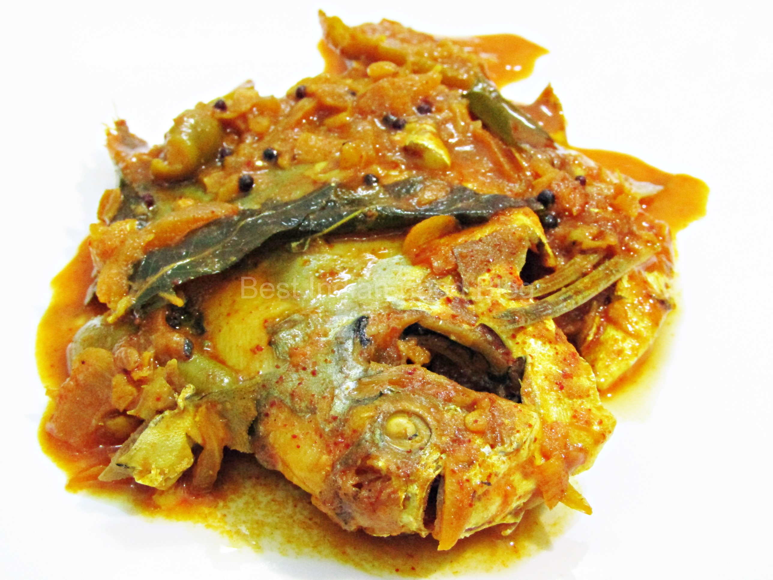 Avoli Meen Curry from Kerala, India | Best Indian Food Blog | Pomfret recipe