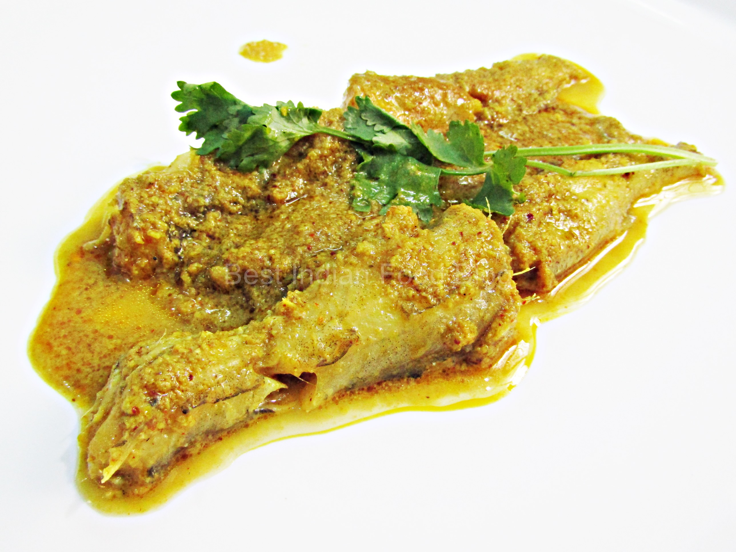 Bombil Kalvan from Daman and Diu, India | Best Indian Food Blog | Bombay Duck Fish recipe