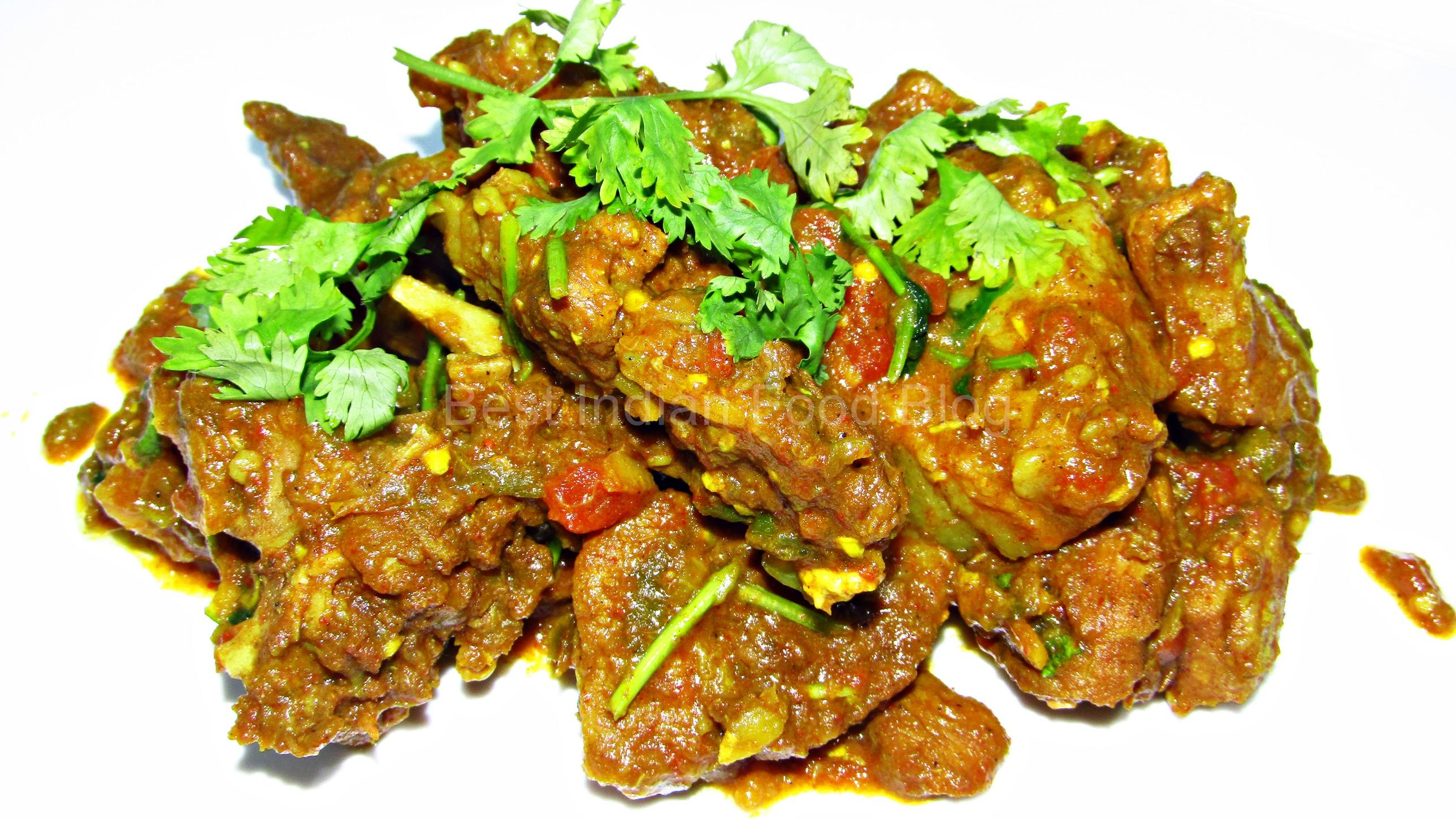 Dhukor Upkri from Daman and Diu | Best Indian Food Blog | Pork recipe