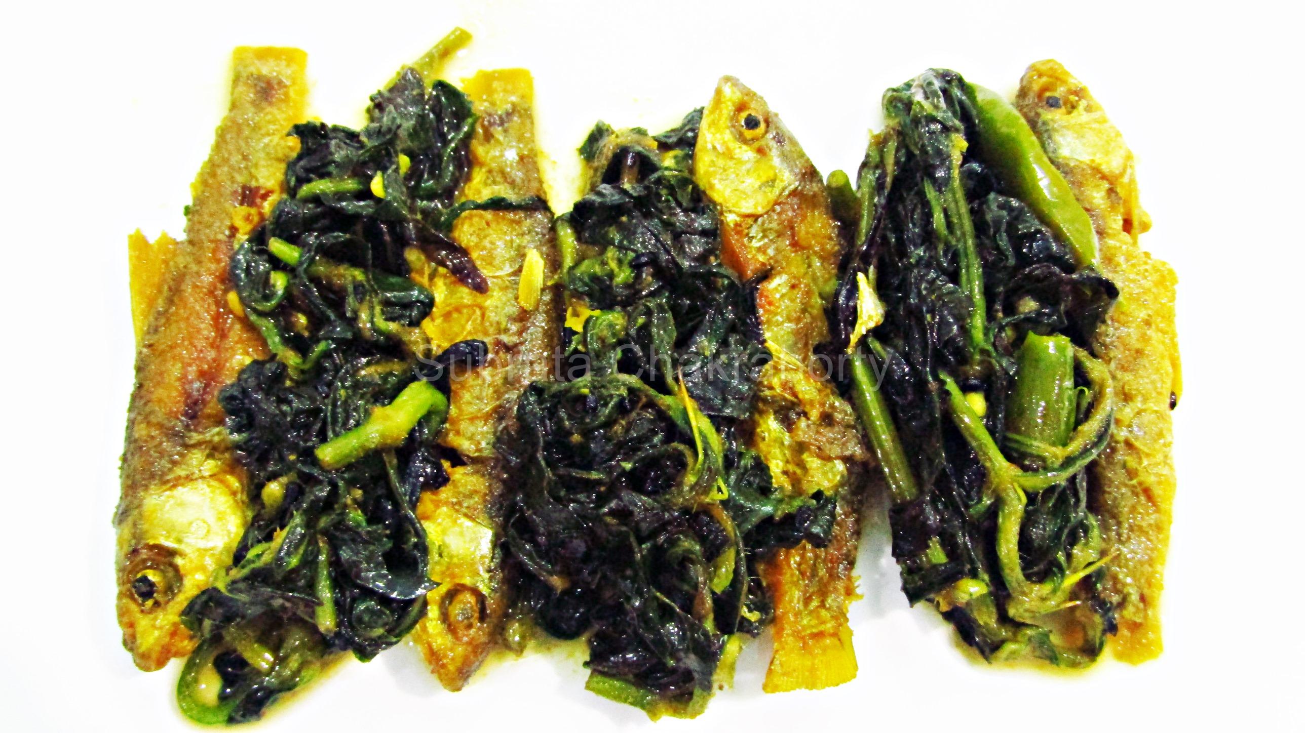 Kulekhara Bata from West Bengal, India | Best Indian Food Blog | Indian Swampweed Labeo Bata recipe