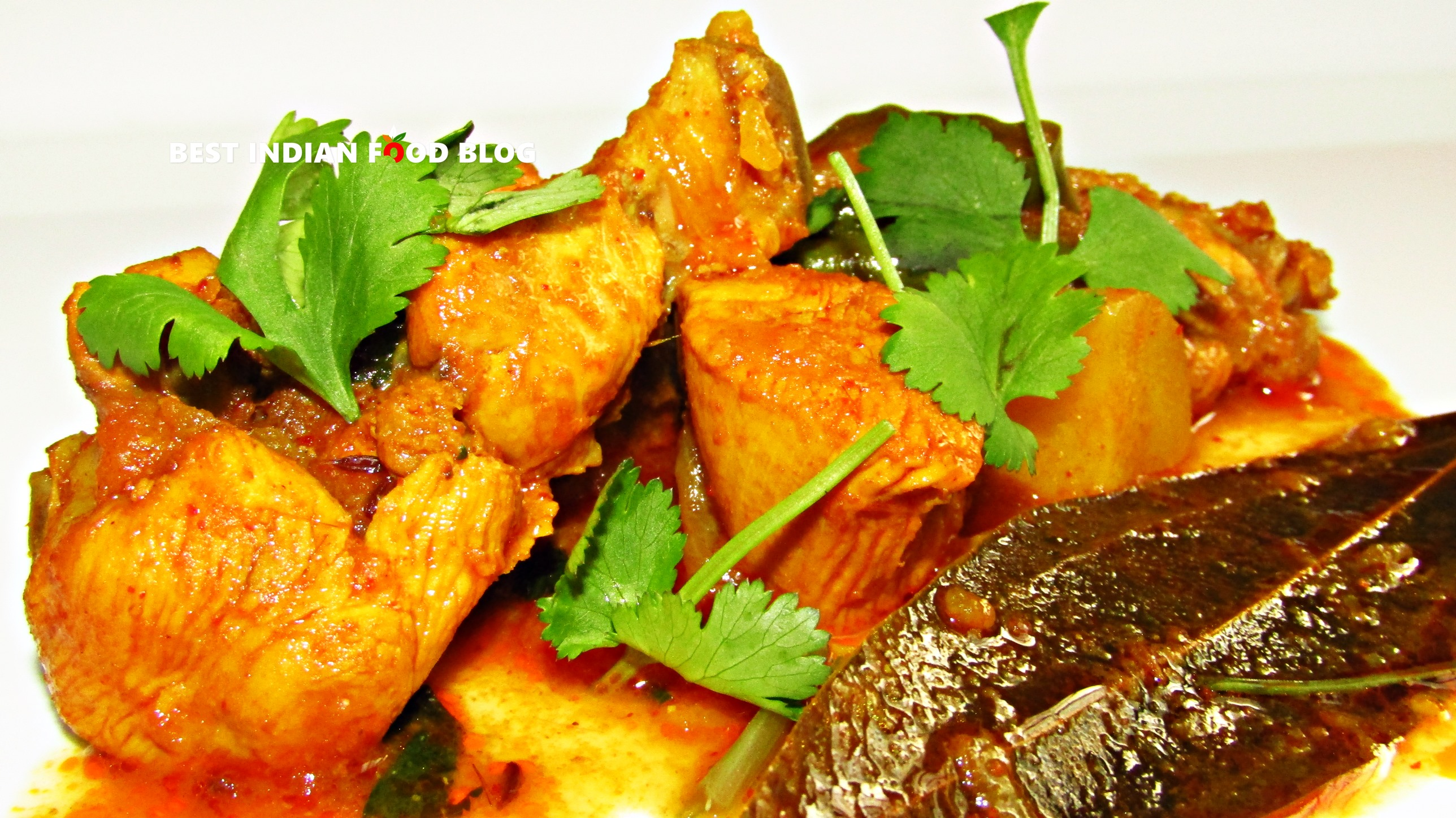 Yen Thongba from Manipur, India | Best Indian Food Blog | Chicken recipe