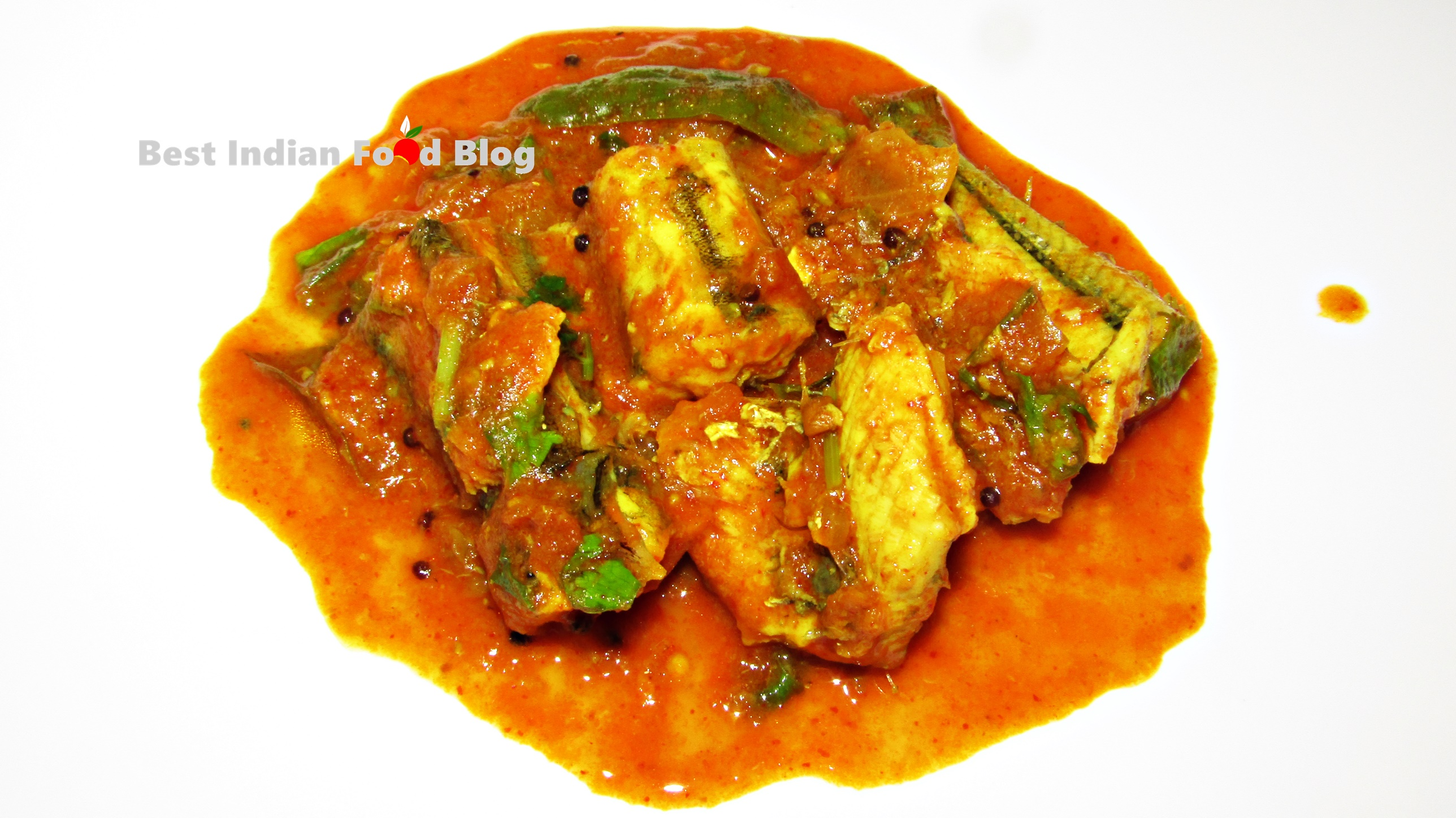 Kola Meen Kulambu from Tamil Nadu, India | Best Indian Food Blog | Gar Fish recipe