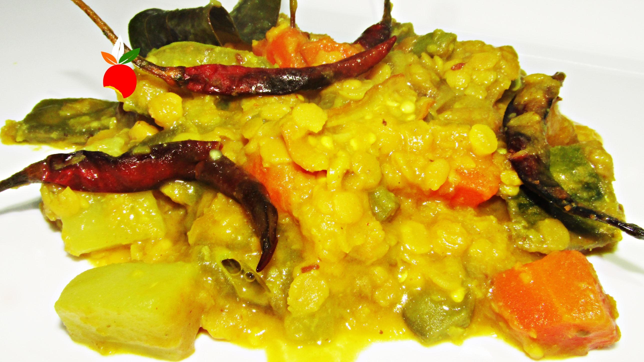 Dalma from Odisha, India | Best Indian Food Blog | Pulse Vegetable recipe