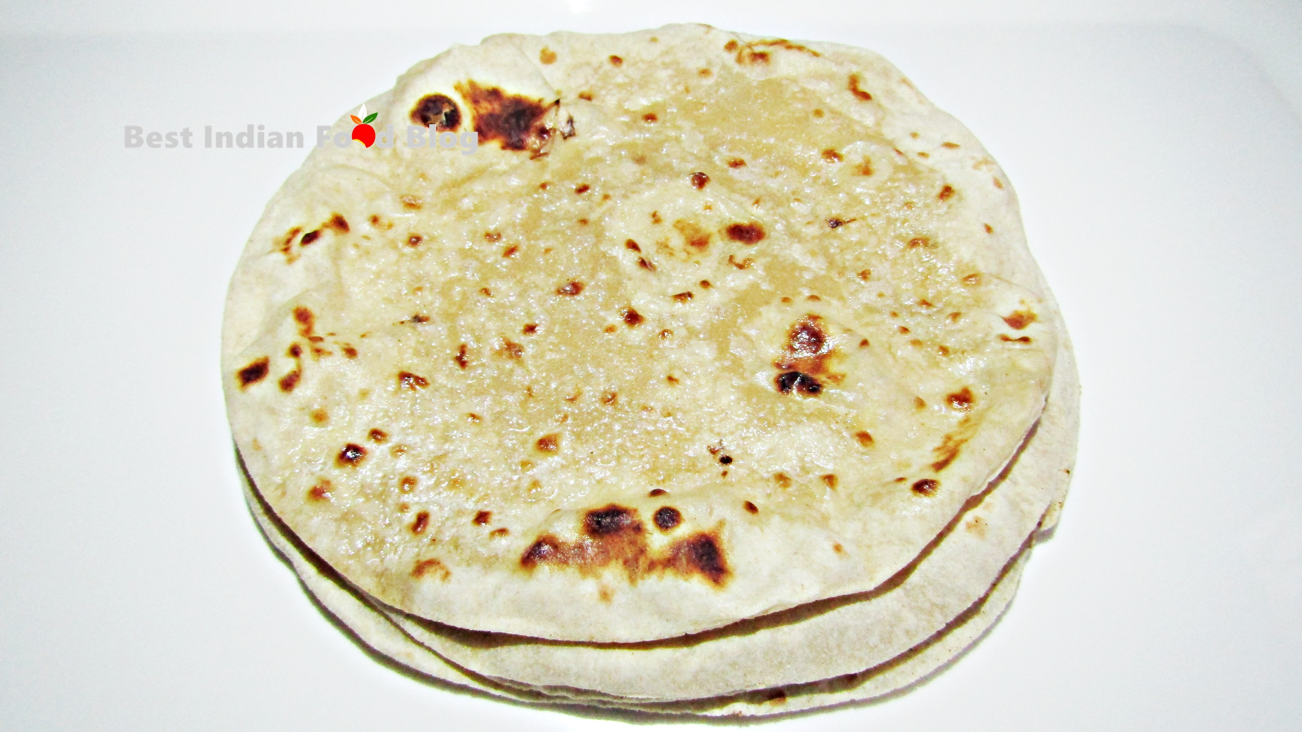 Rotli from Daman and Diu, India | Best Indian Food Blog | Wheat recipe