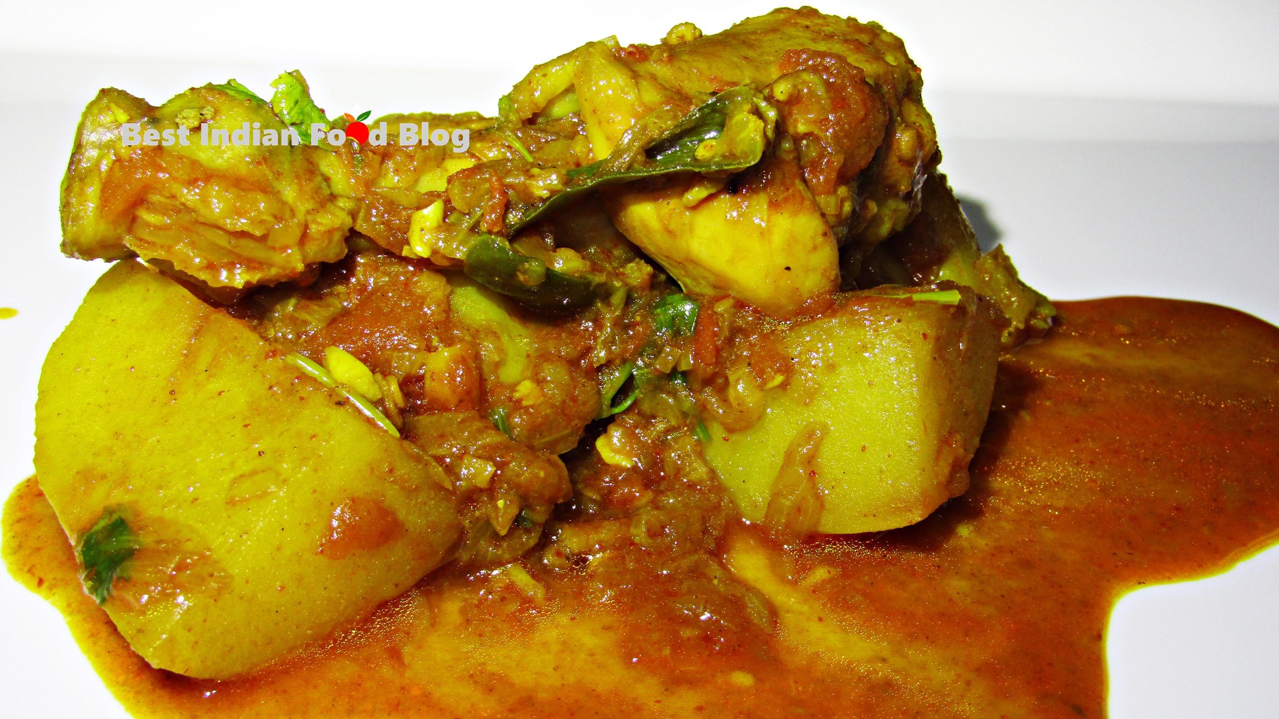 Arsa Kan from Mizoram, India | Best Indian Food Blog | Chicken recipe