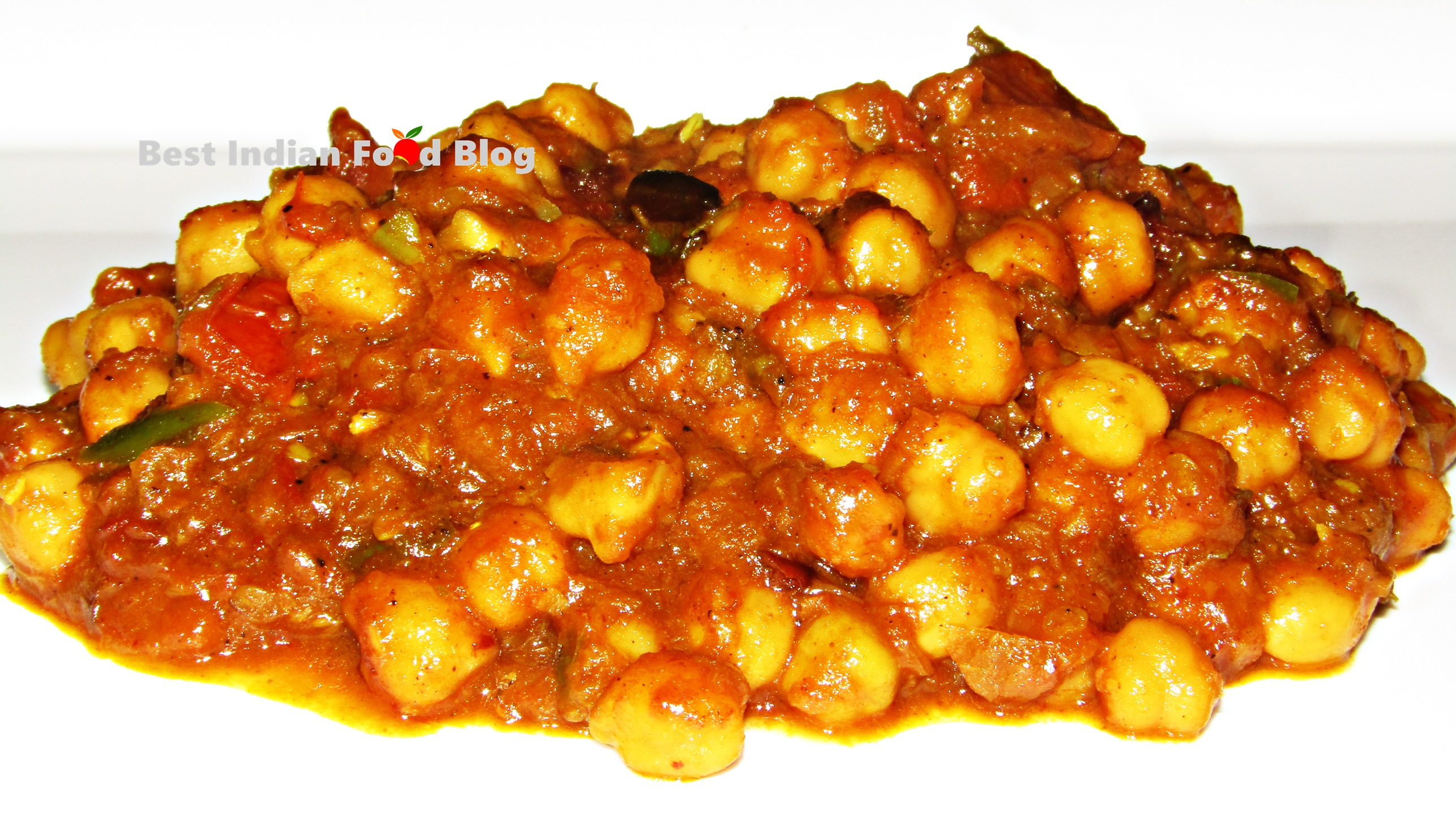 Chole from Chandigarh, India | Best Indian Food Blog | Chickpea recipe