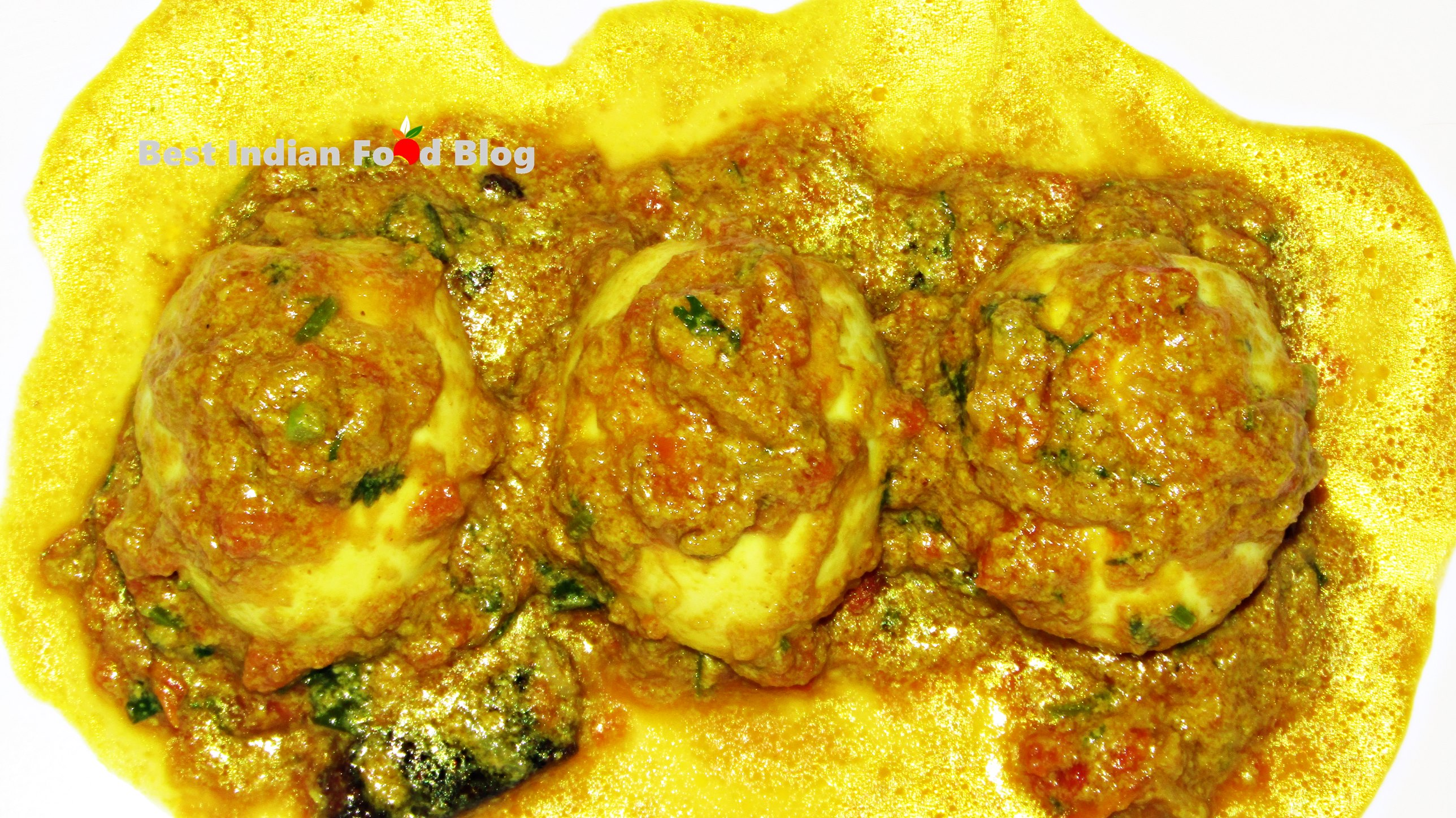 Muttai Curry from Puducherry, India | Best Indian Food Blog