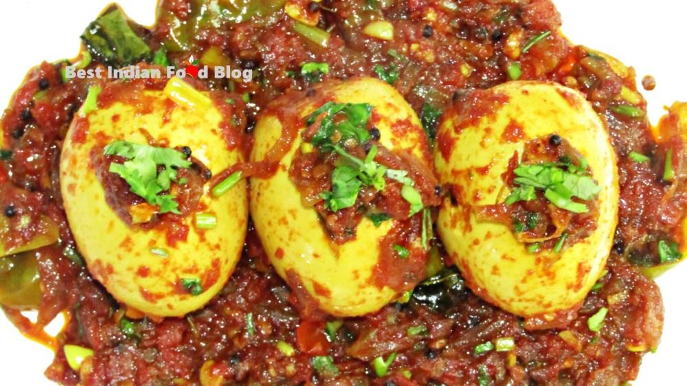 Muttai Thokku from Telangana, India | Best Indian Food Blog
