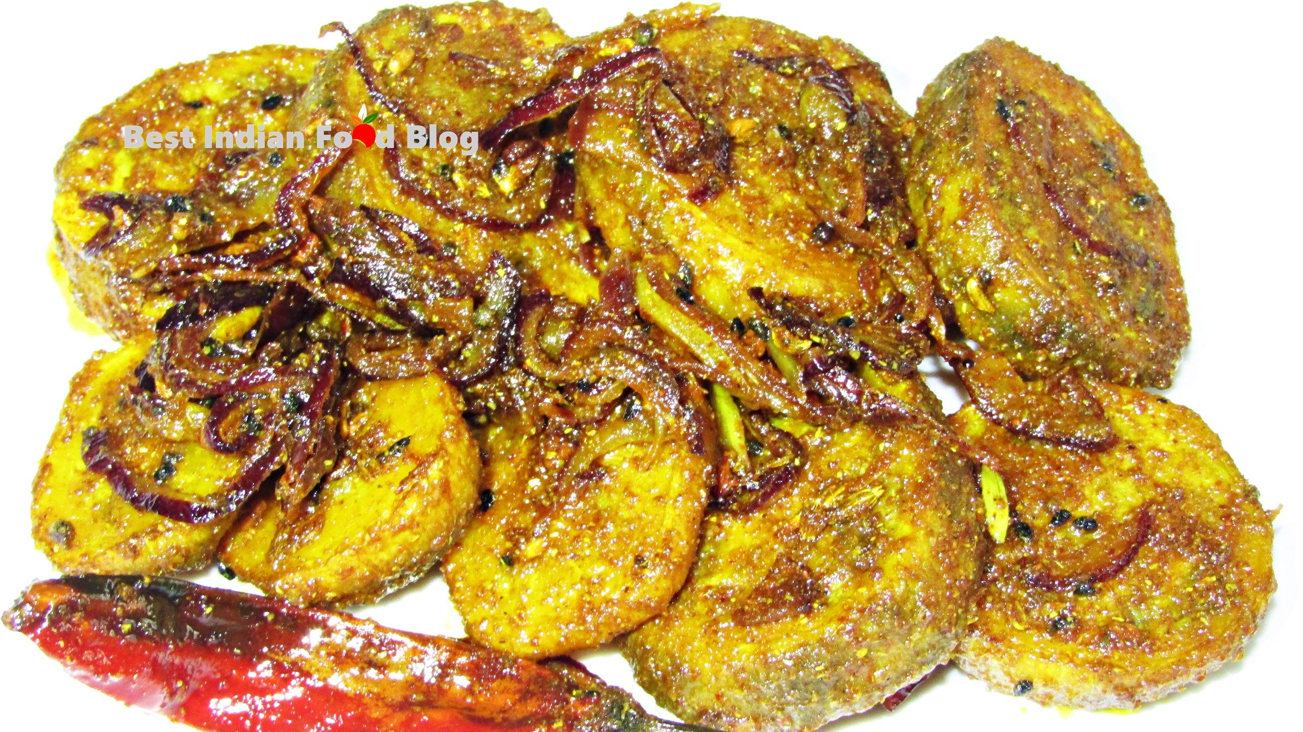 Kadali Bhaja from Odisha, India | Best Indian Food Blog
