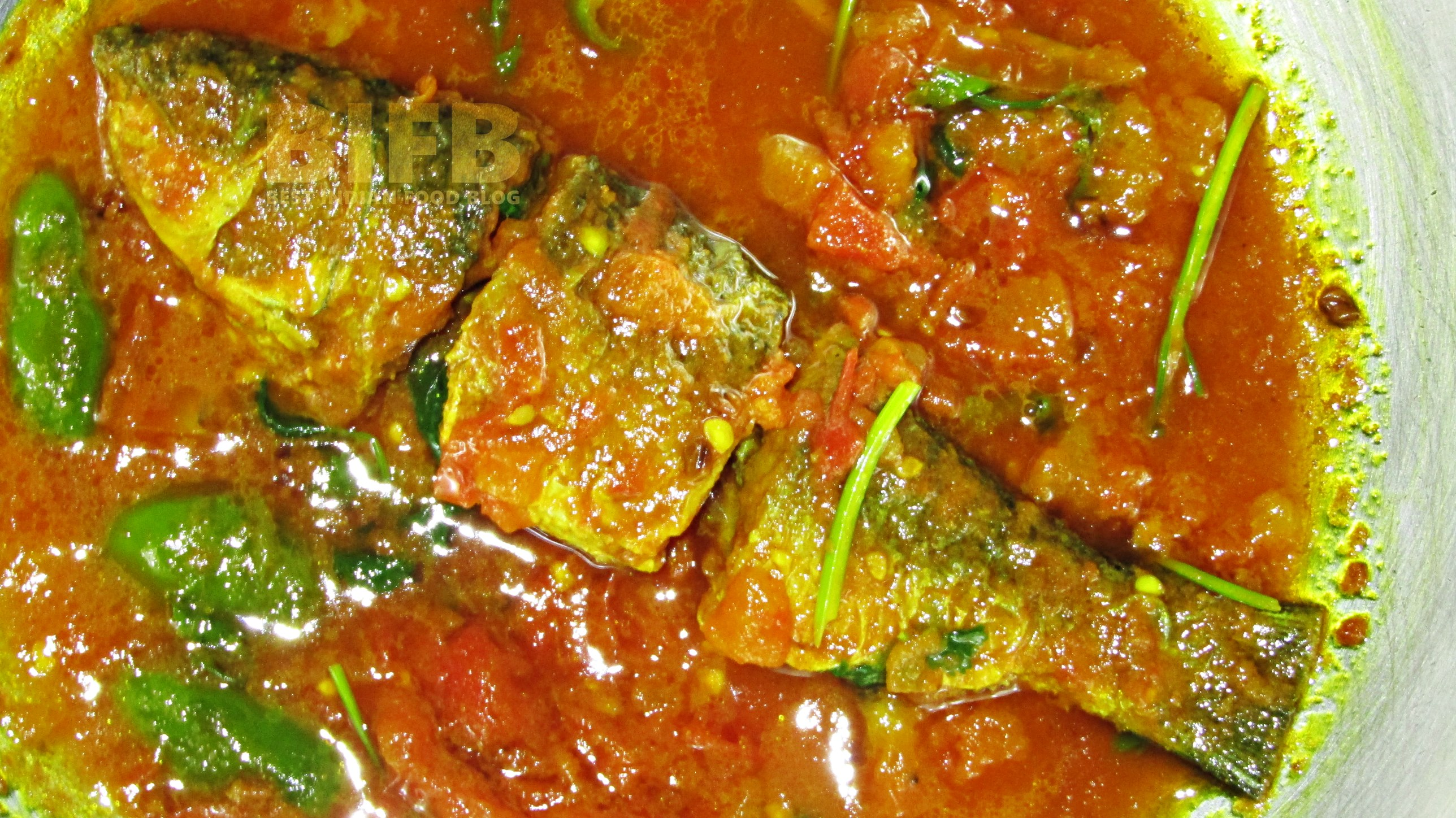 Rou Masor Tenga from Assam, India | Best Indian Food Blog