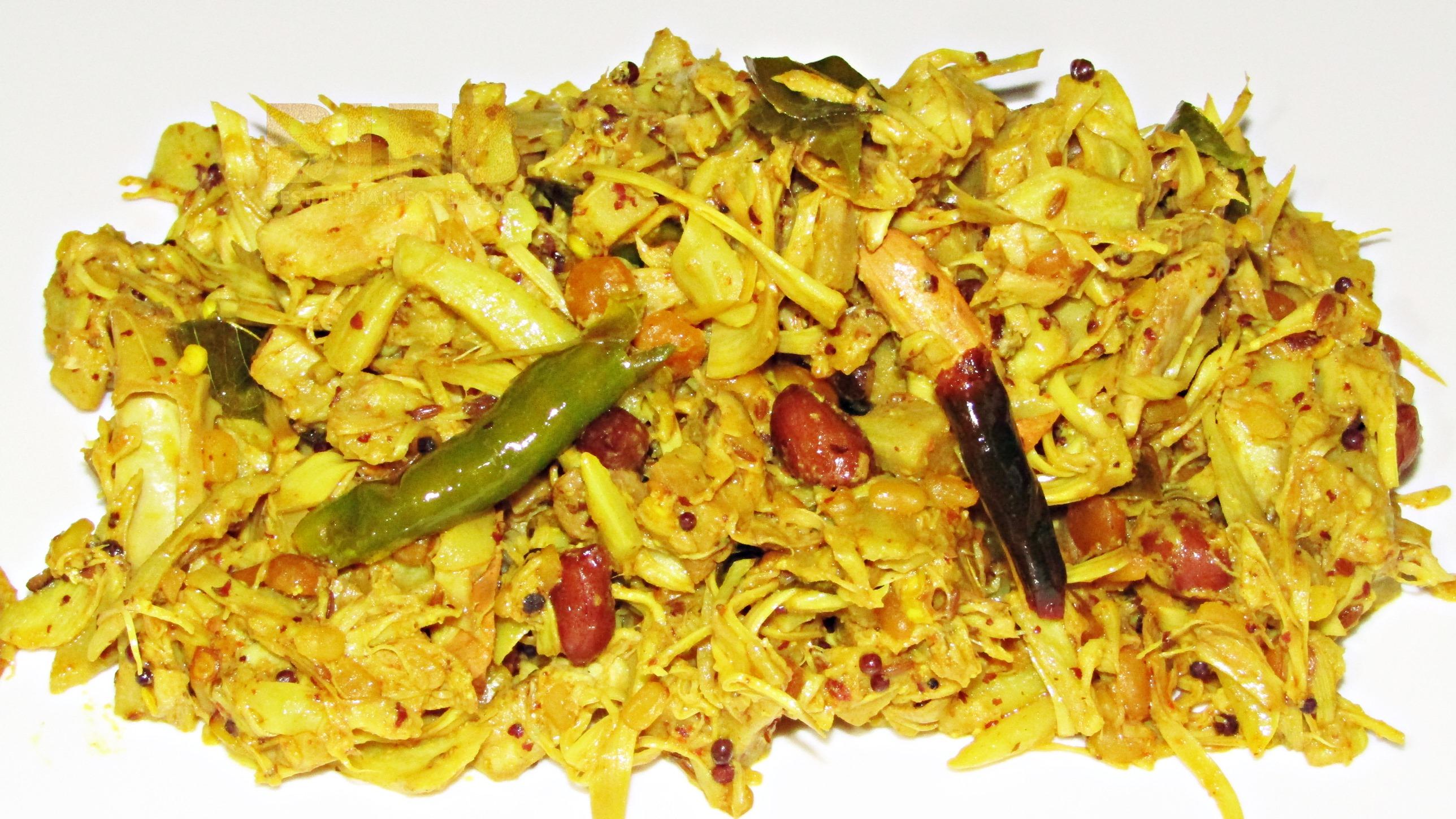 Panasa Puttu Koora from Andhra Pradesh, India | Best Indian Food Blog