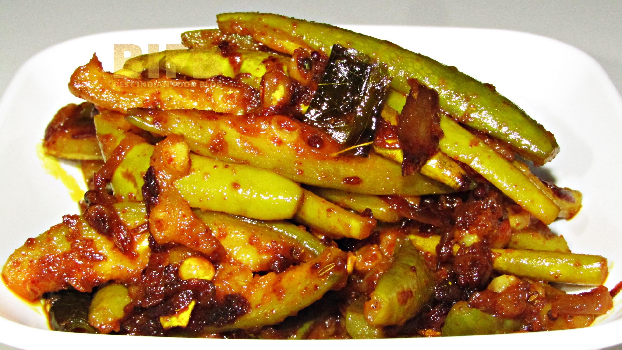 Kambupudalai Varuval from Telangana, India | Best Indian Food Blog