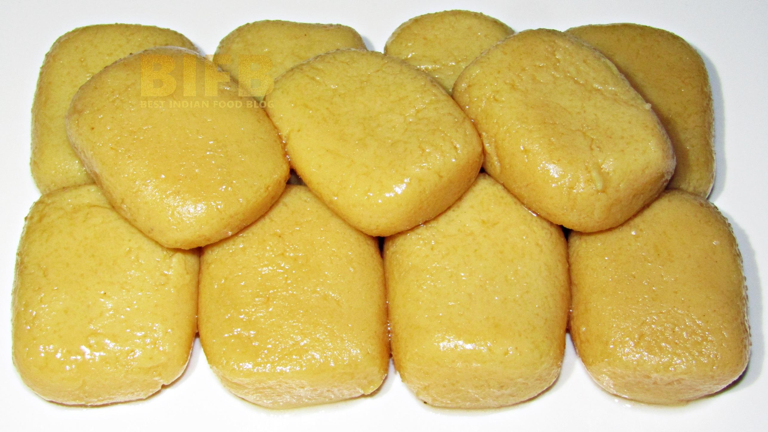 Chhena Gaja from Odisha, India | Best Indian Food Blog | Curdled Milk recipe