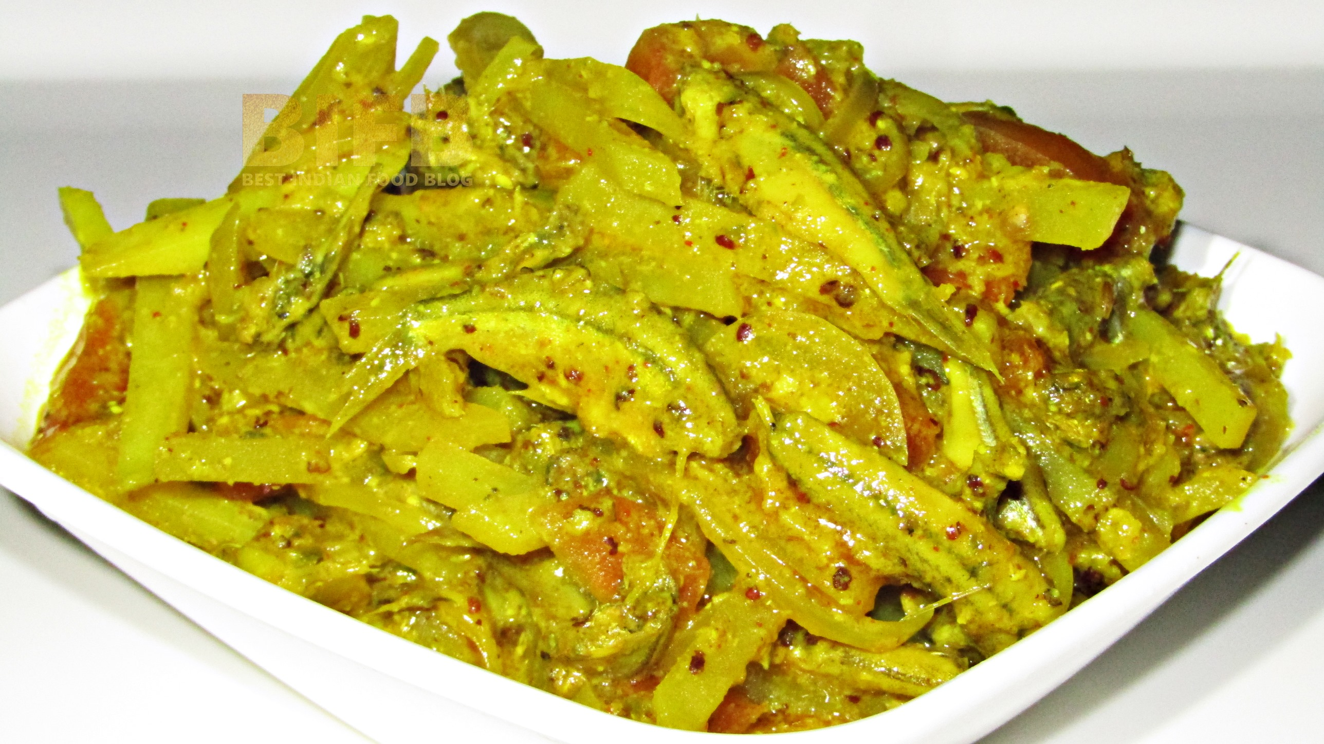 Chuna Macha Batibasa from Odisha, India | Best Indian Food Blog | Mixed Small Fish recipe