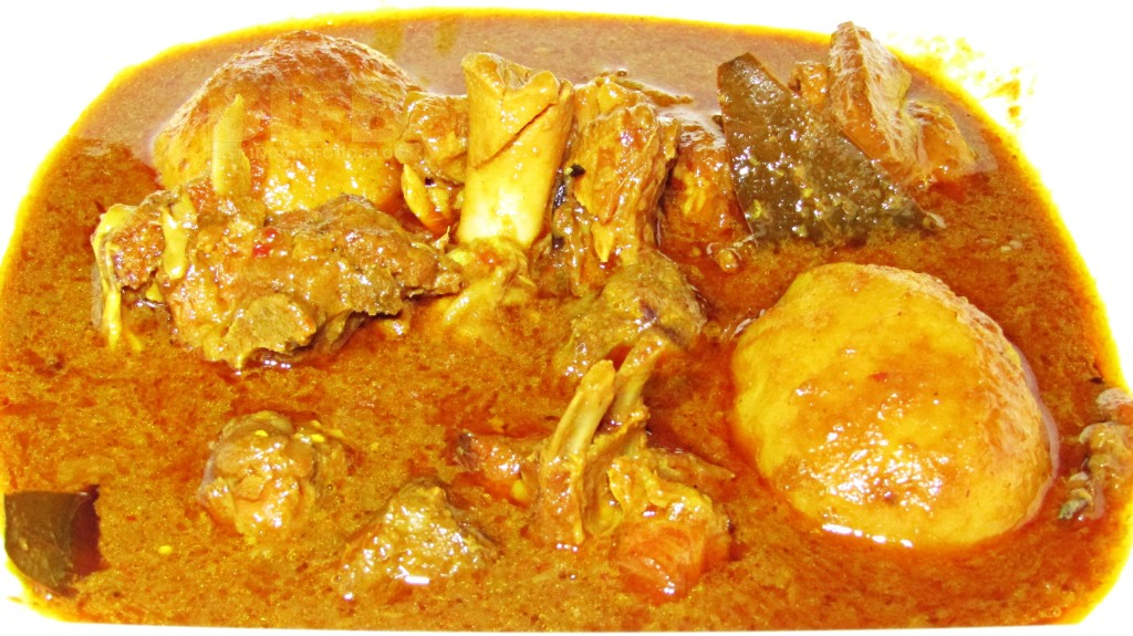 Khashir Mangsho from West Bengal, India | Best Indian Food Blog | Mutton recipe