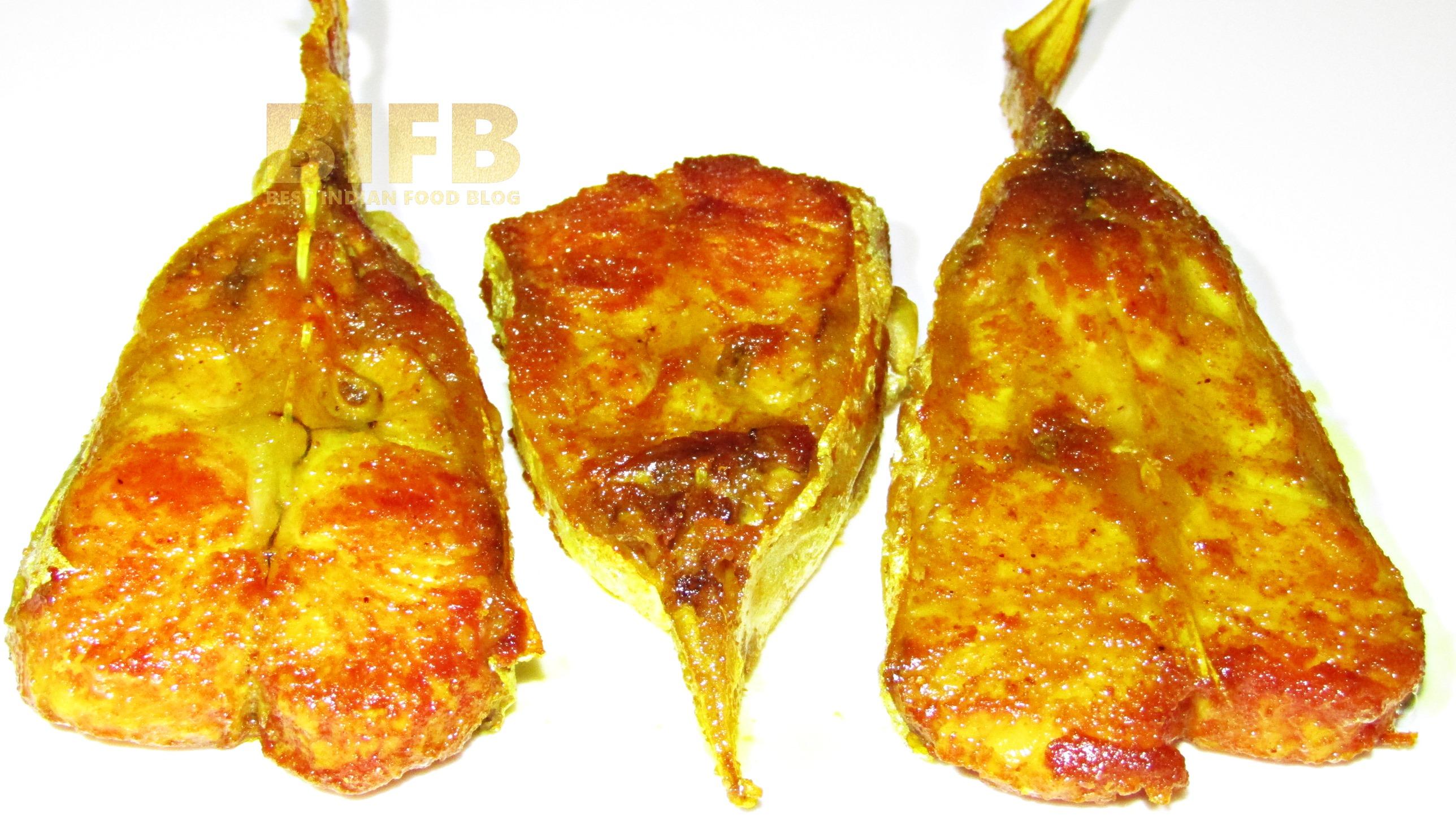 Pangas Mach Bhaja from West Bengal, India | Best Indian Food Blog | Pangasius Fish recipe
