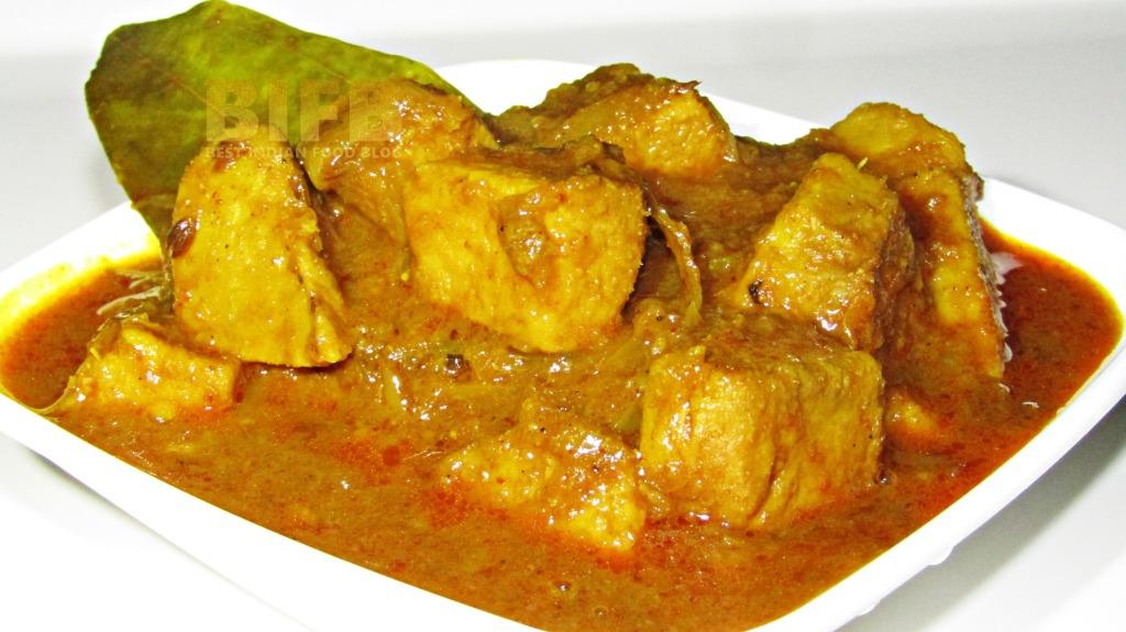 Suran ki Sabji from Madhya Pradesh, India   Best Indian Food Blog   Elephant foot yam recipe