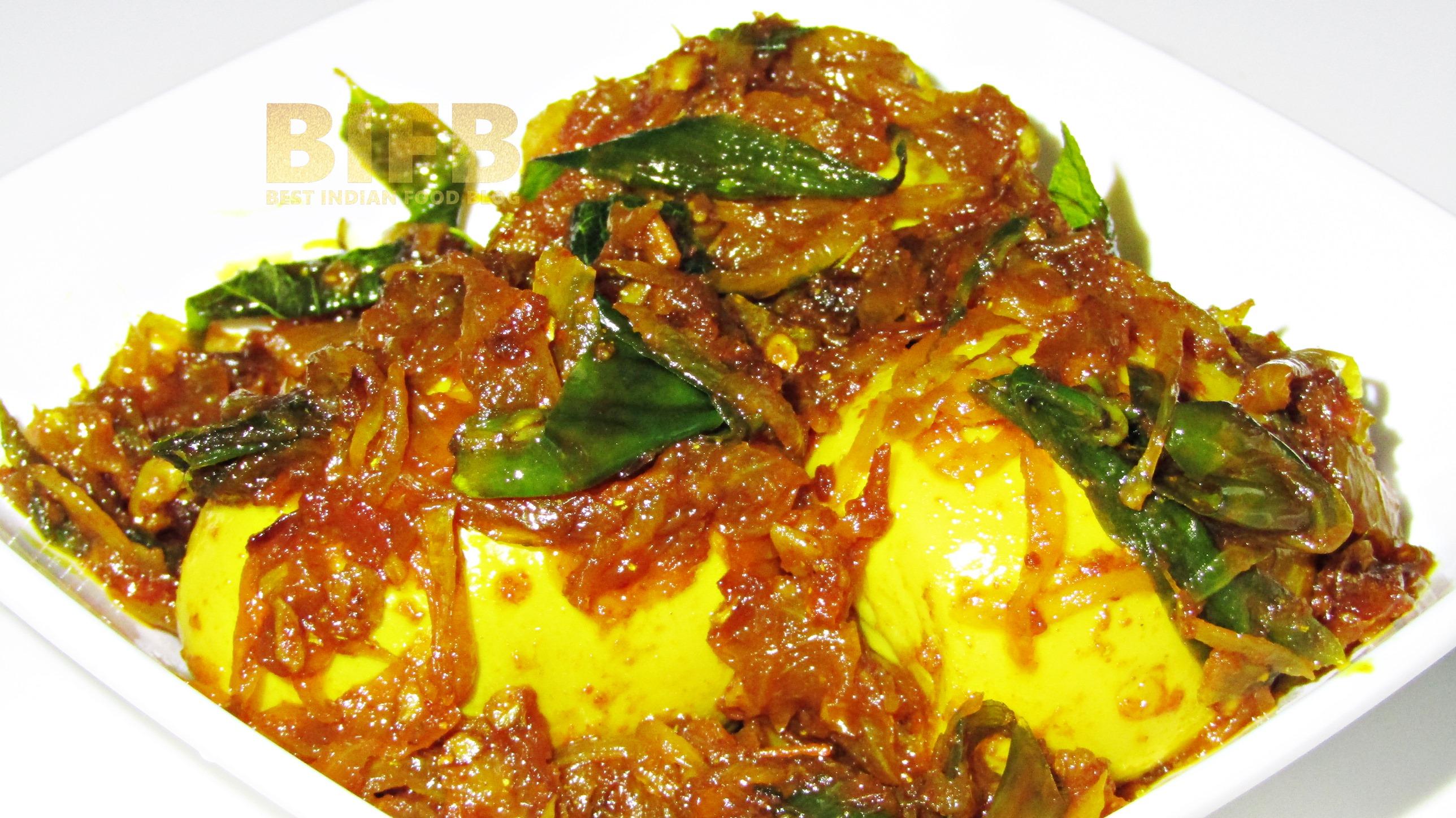 Tharavu Mutta Piralan from Kerala, India | Best Indian Food Blog | Duck Egg recipe