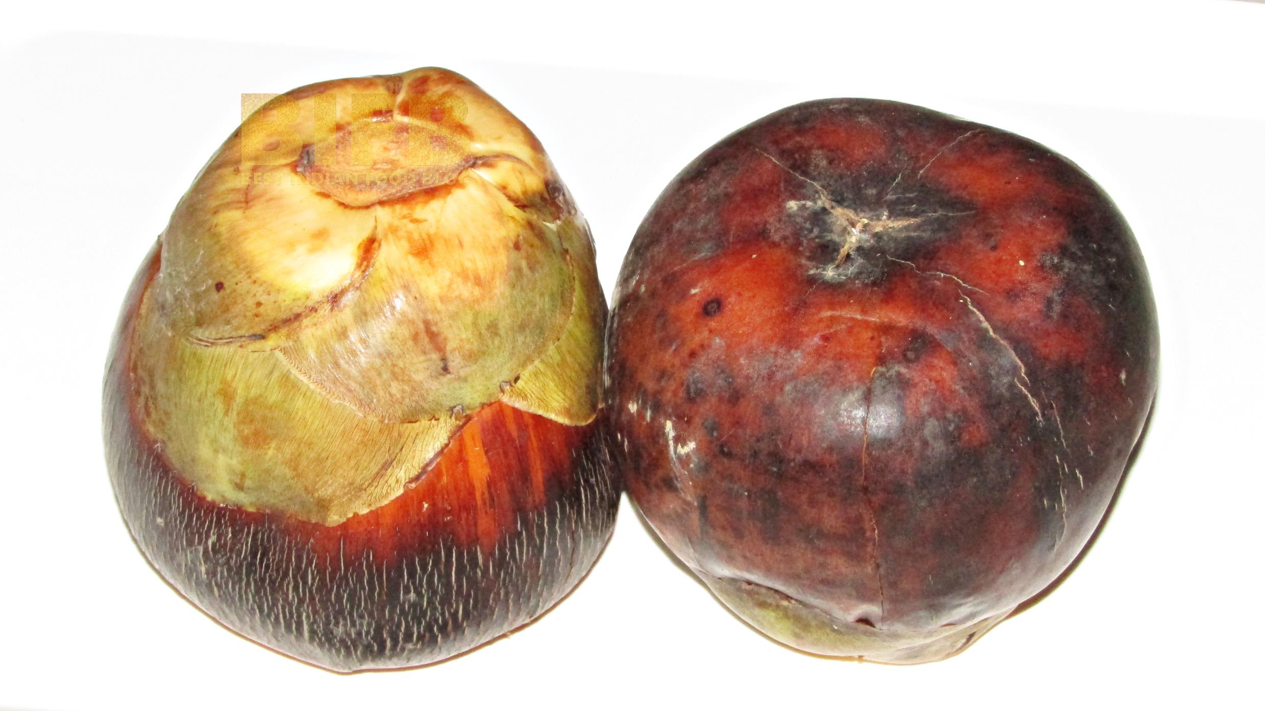 Palmyra fruit