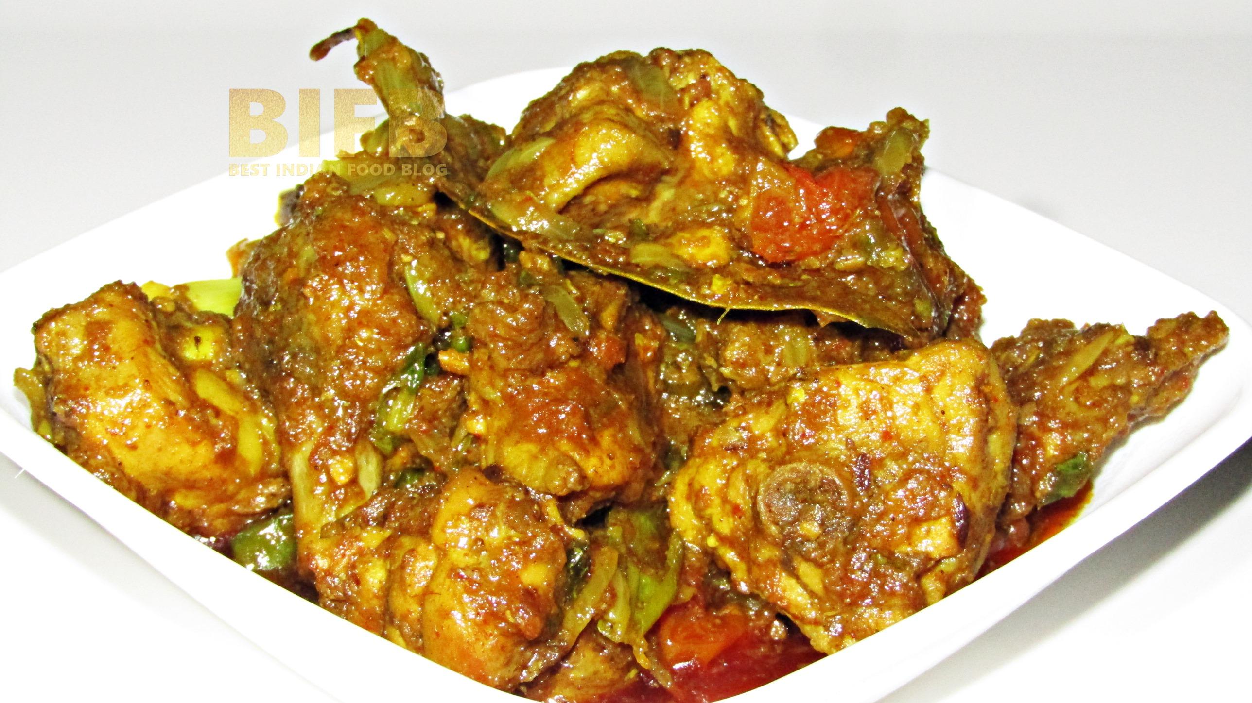 Kukhura ko Masu from Sikkim, India | Best Indian Food Blog | Chicken recipe