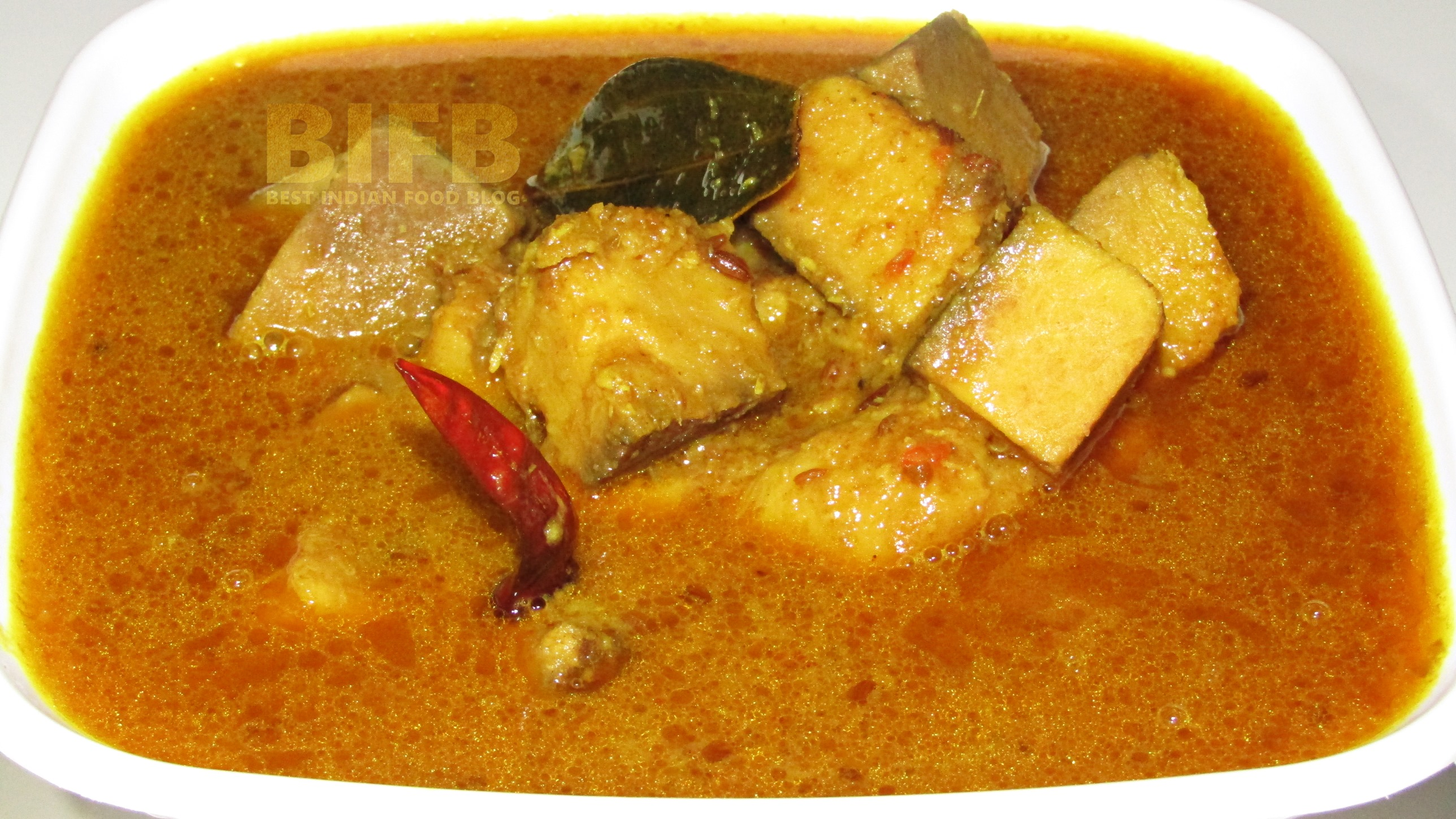 Ooler Dalna from West Bengal, India | Best Indian Food Blog | Elephant Foot Yam recipe