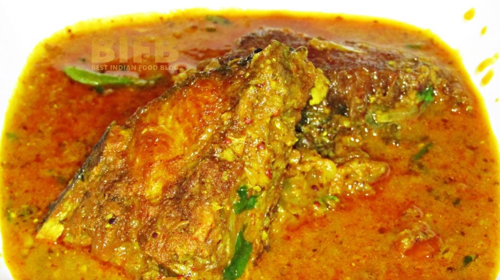 Machli Jhor from Bihar, India   Best Indian Food Blog   Catla Fish recipe