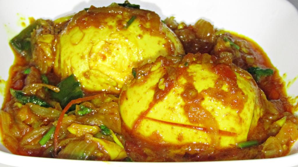 Artui Kan from Mizoram, India | Best Indian Food Blog | Egg recipe